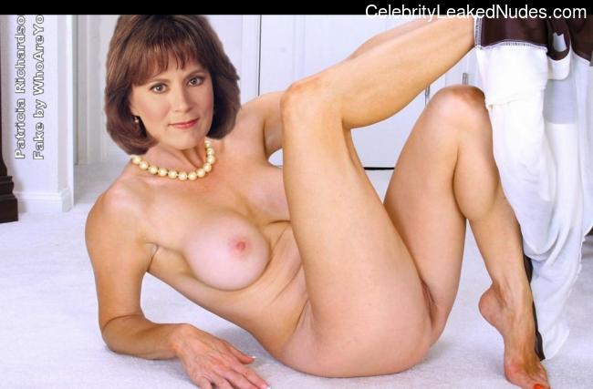 Patricia richardson porn fake pics