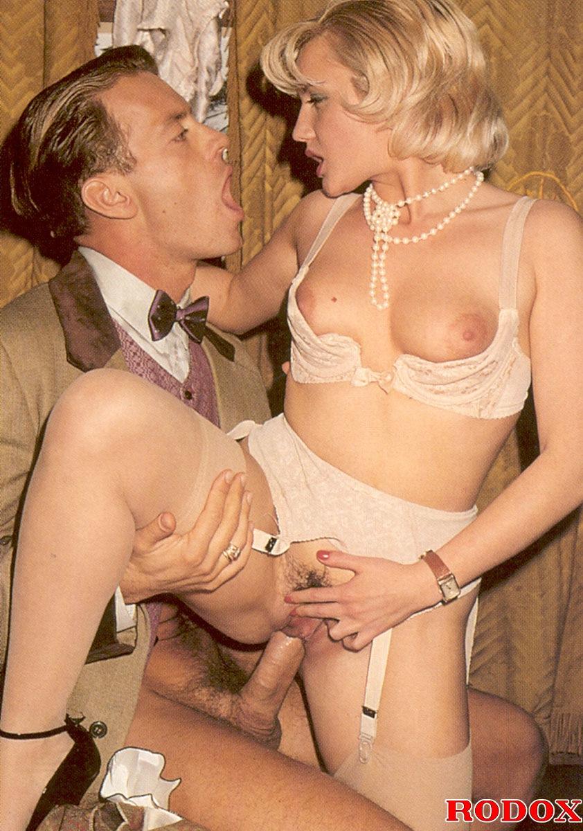 Vintage classic retro porn rodox