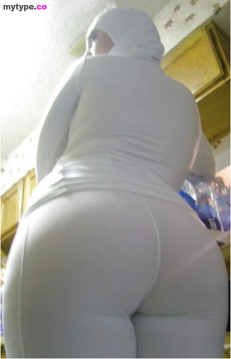 Muslim hot booty pussy