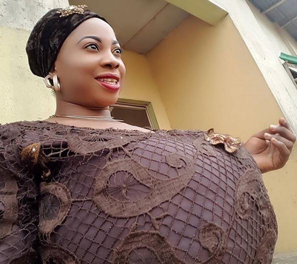 Nigerian ladies with large breast