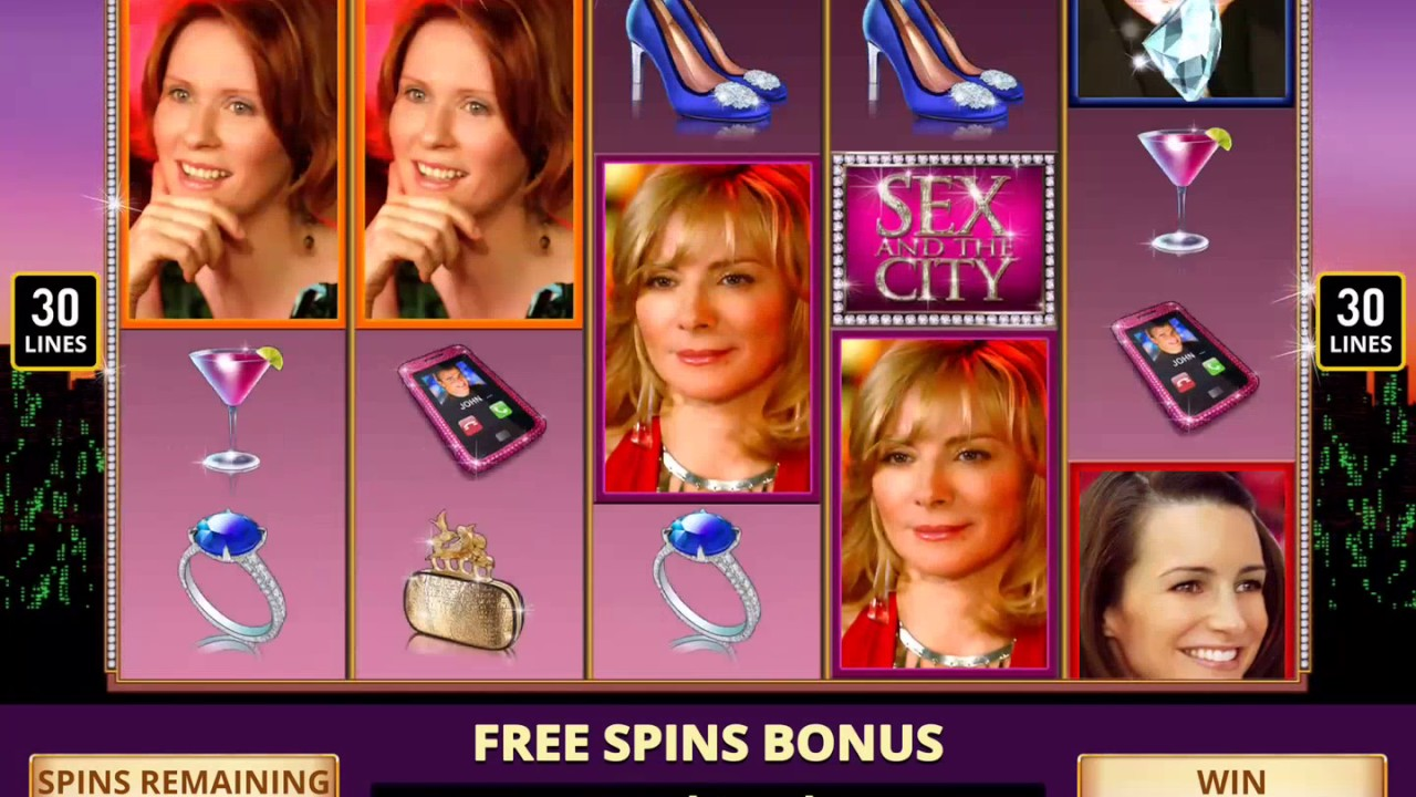 Sex and the city video game
