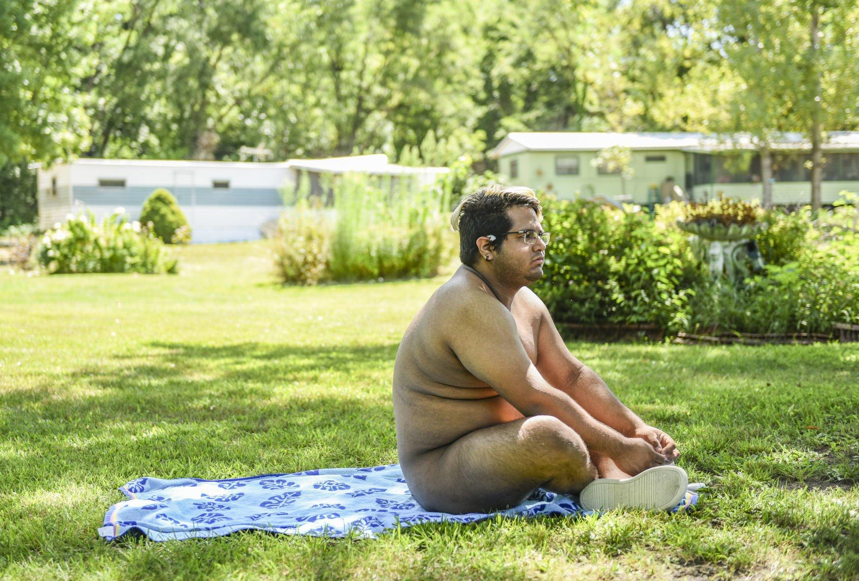 Nude mature women nudist camp