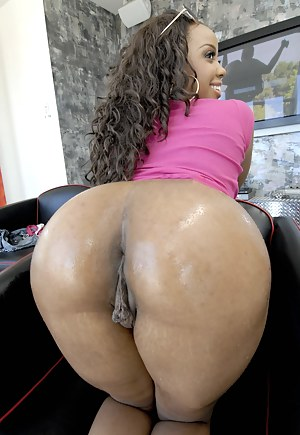 Black bigger ass porno