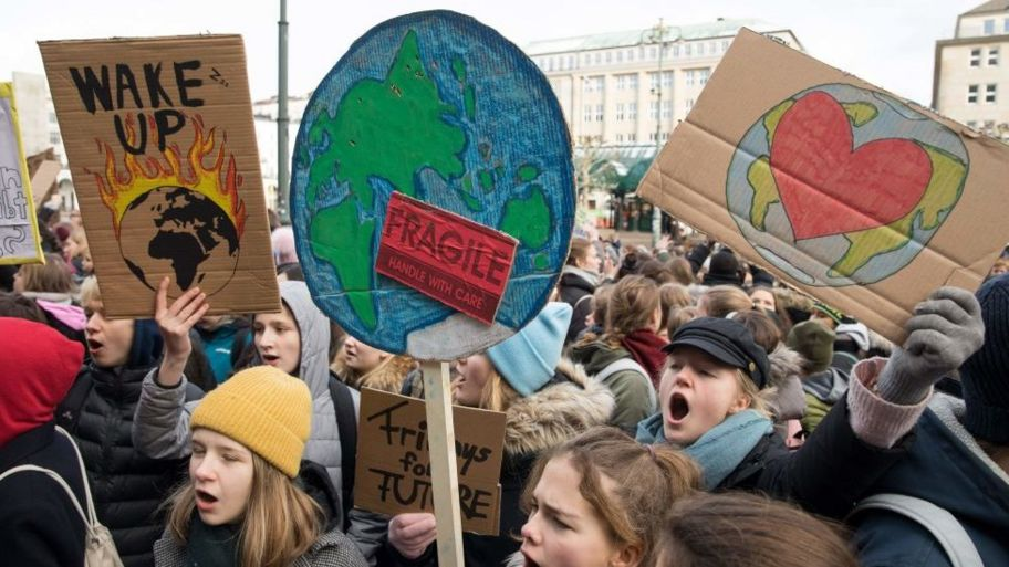 Teens for global warming