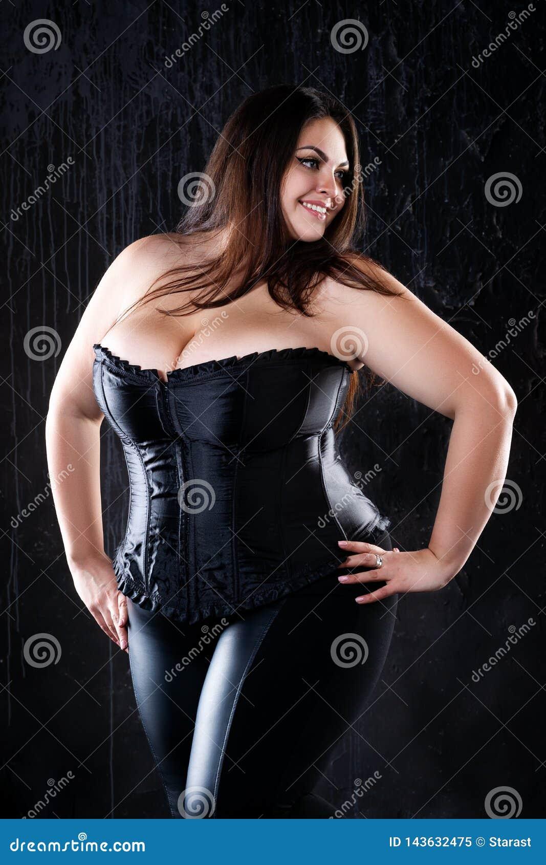 Sexy breast fat woman nipples