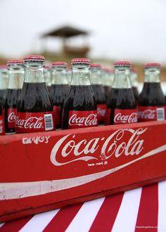 Carol ja sabe always coca cola
