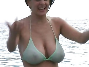 Amateur clip movie wife