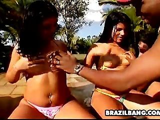 Free brazillian orgies only