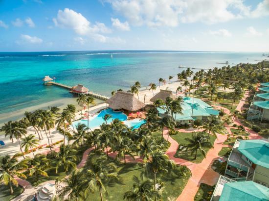 Adult only beach resort
