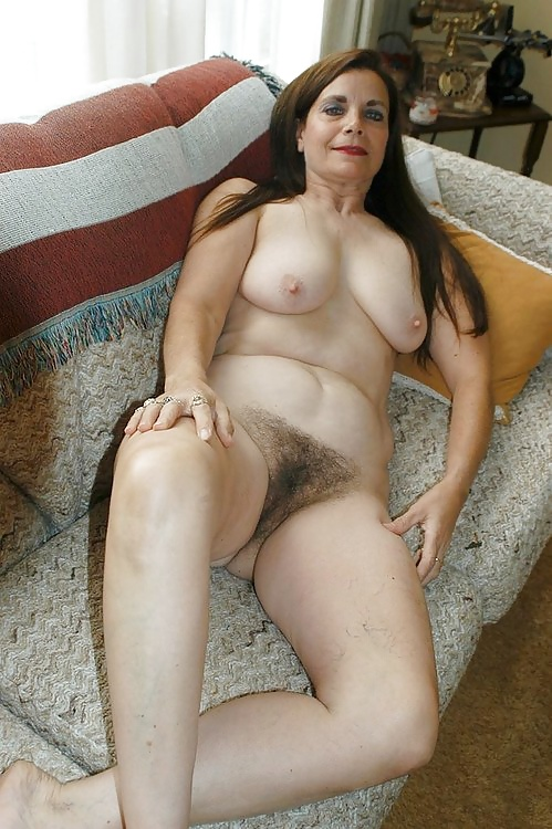 Chubby hairy mature women nude