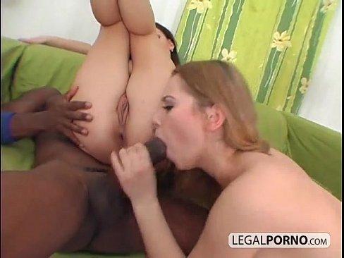 Girls with dicks fuckin girls
