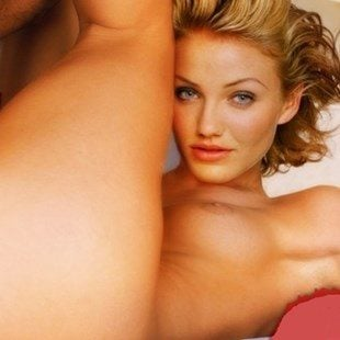 Private cameron diaz naked
