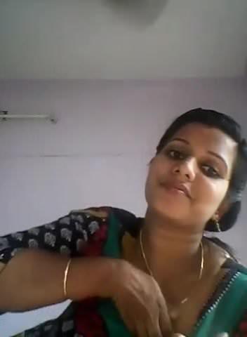 Malayali woman boobs video
