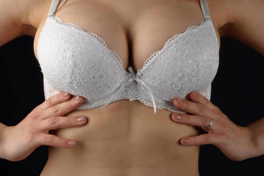 Breast and bra pics