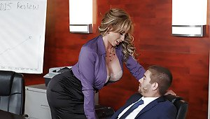Sex in d office story