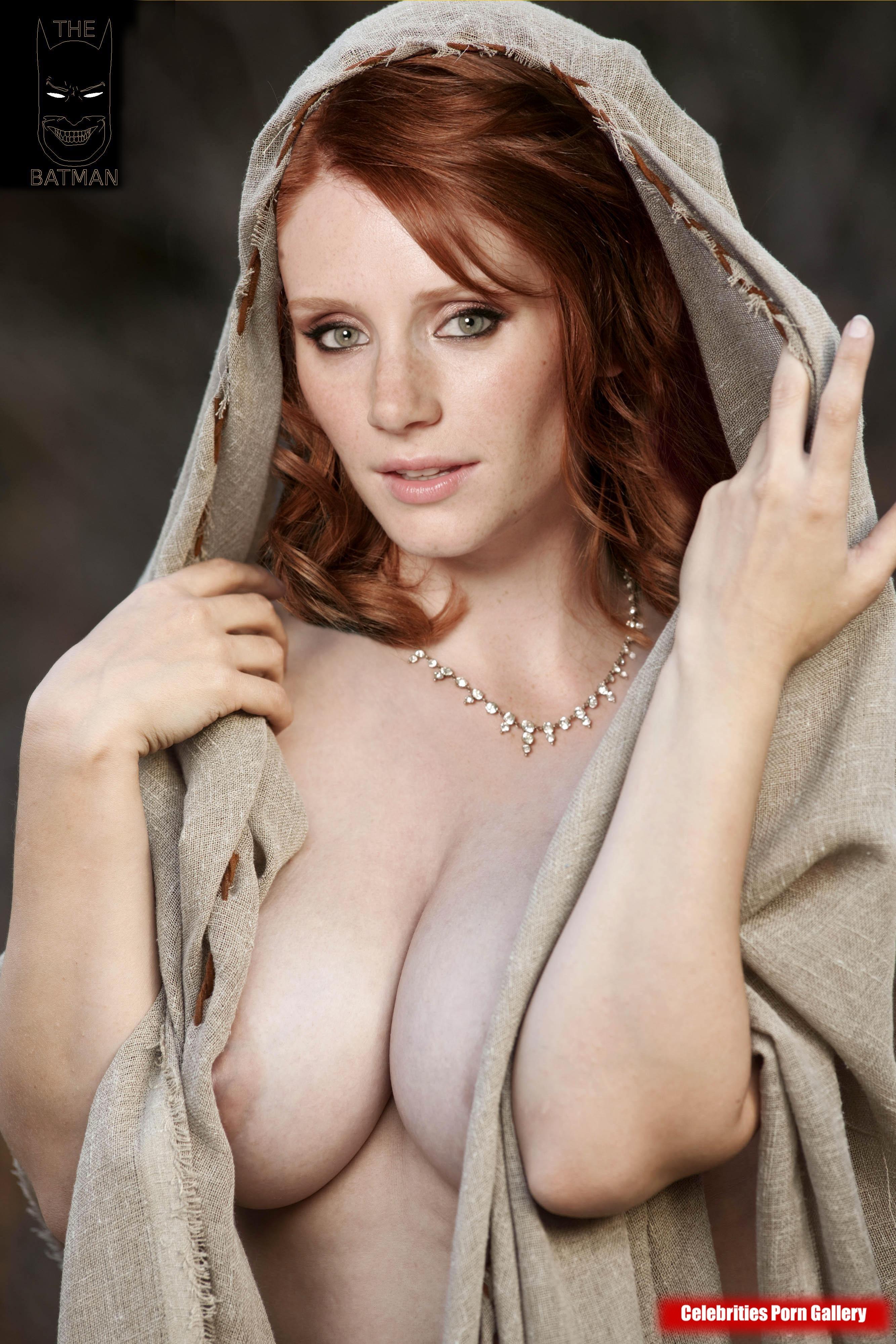 Bryce dallas howard sexy nude