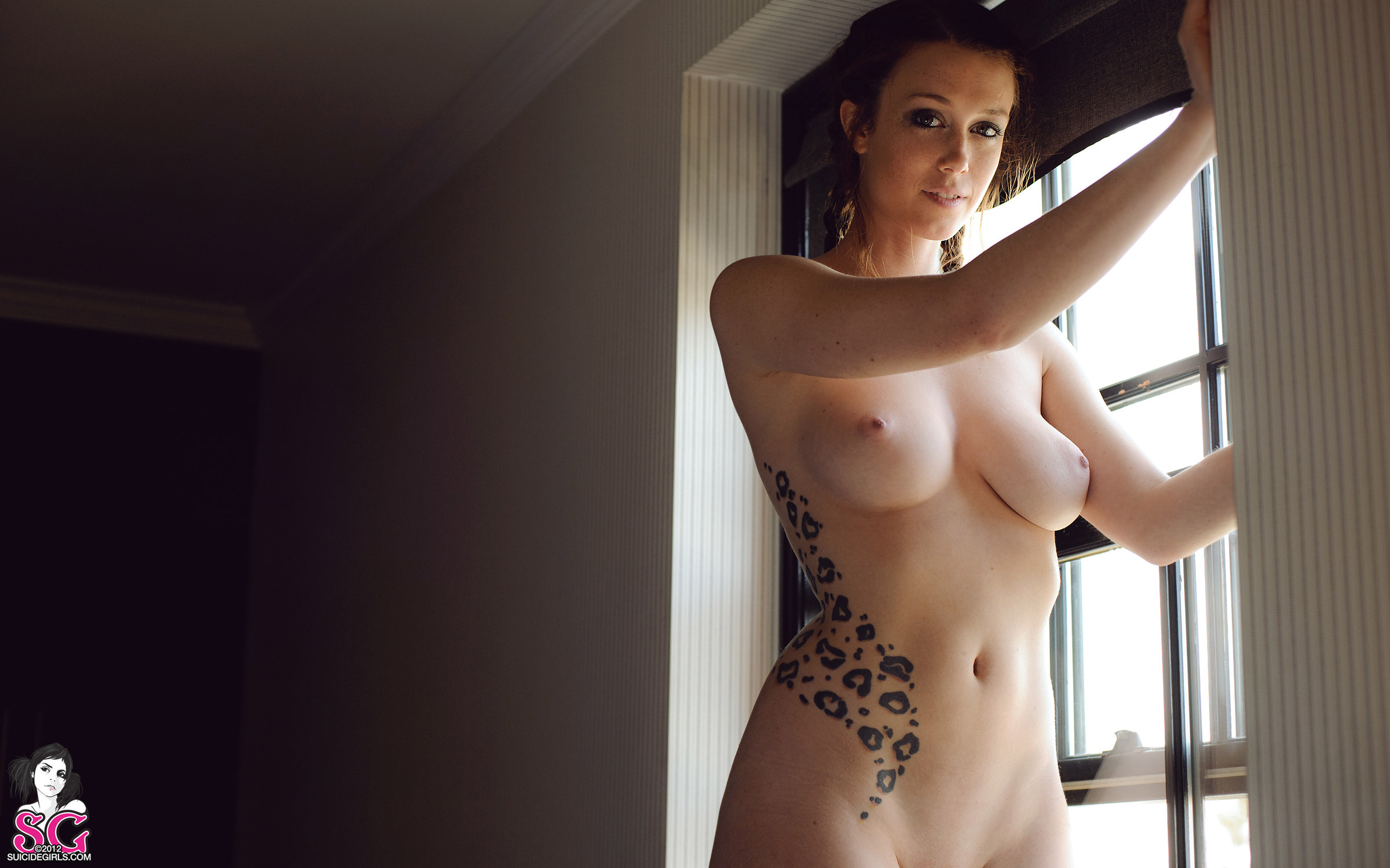 Charlotte herbert chad suicide nude pussy