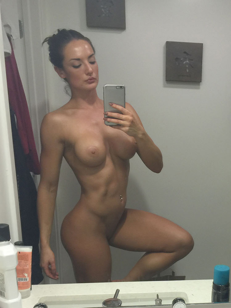 Nude instagram fitness models