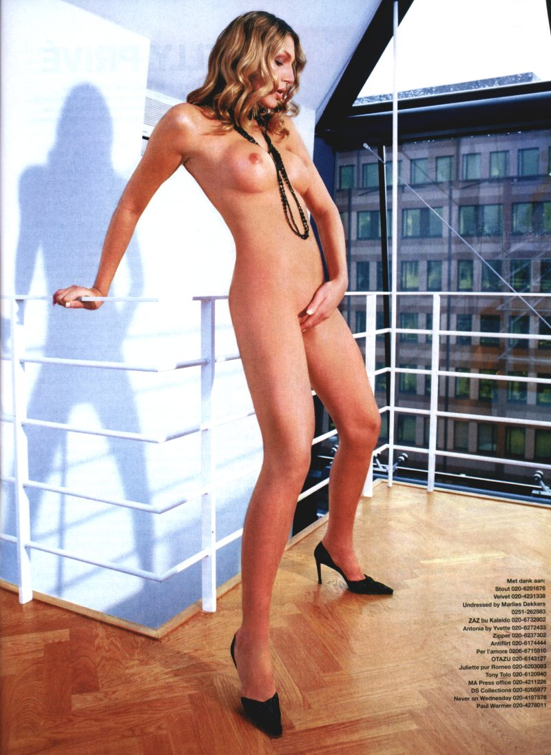 Kelly van der veer naked