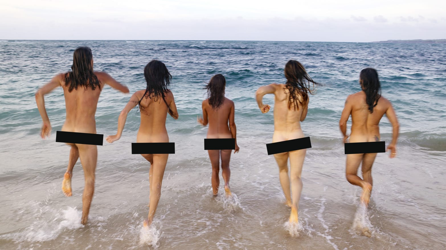 Junior girls nude beach