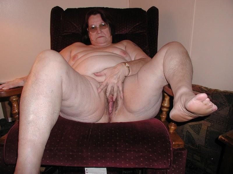 Hot fat grannies nud pussy