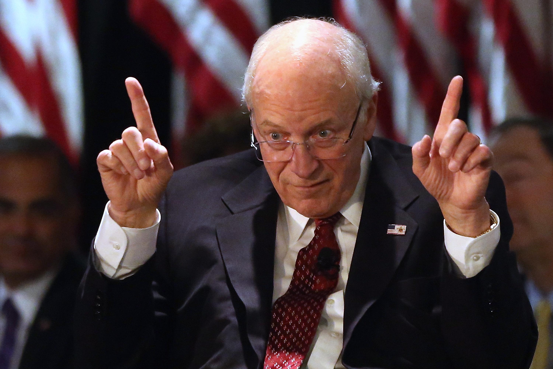 Dick chenny vice president