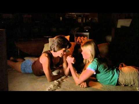 Lesbian video clips wrestling