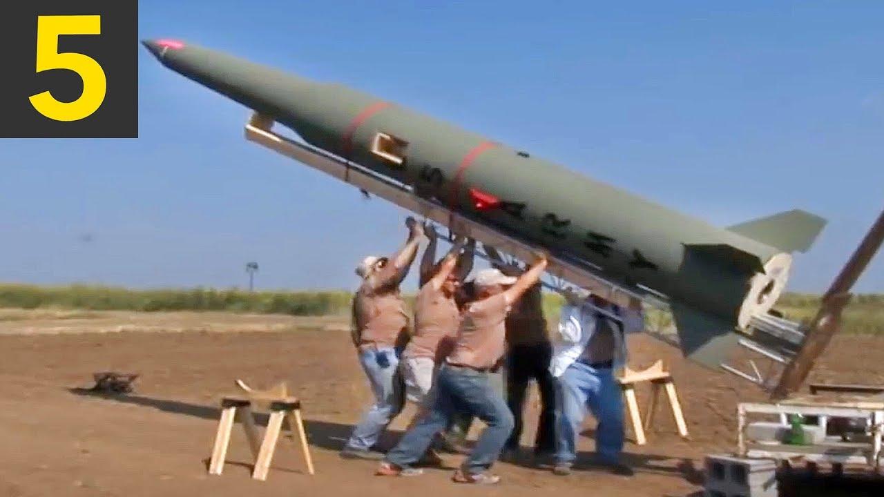 Amateur rockets that reached space