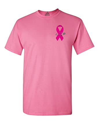 Breast cancer pink t- shirts