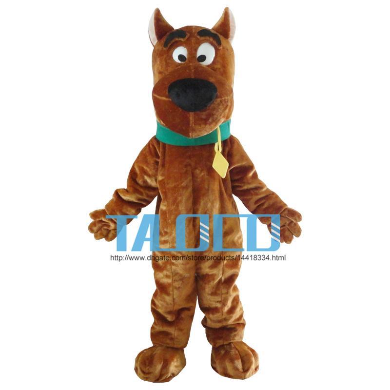 Scooby doo adult costume