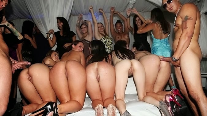 Sex at rave party