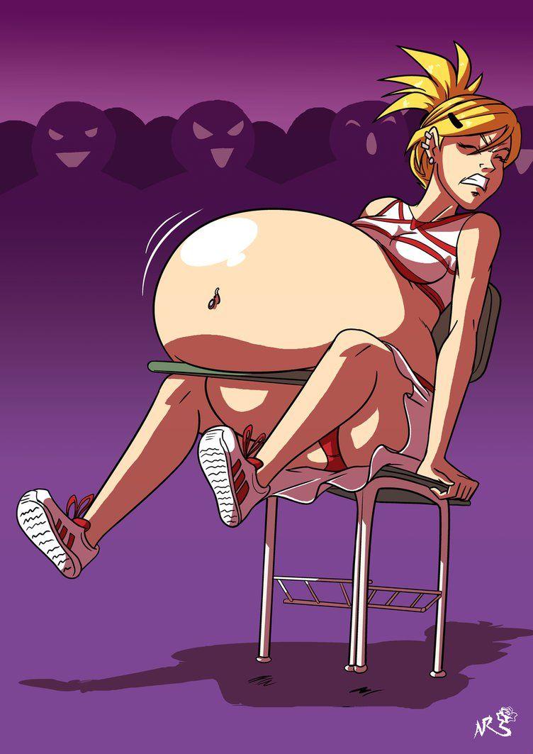 Hentai fat woman vore