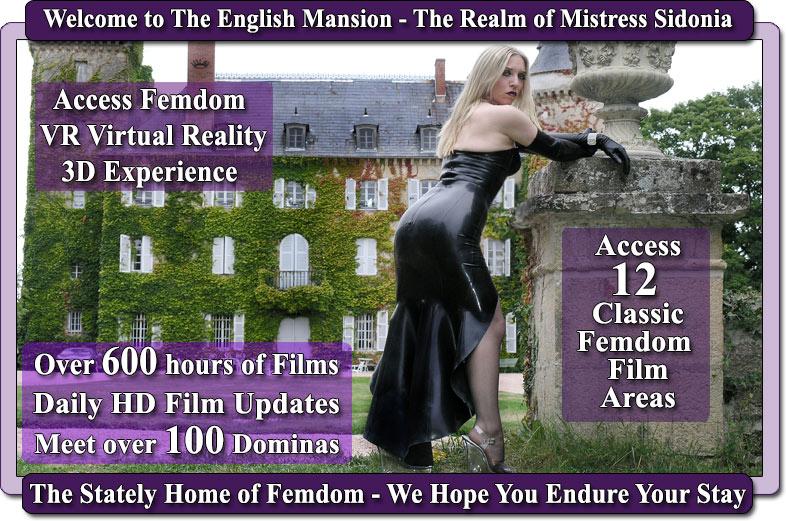 The english mansion previews femdom