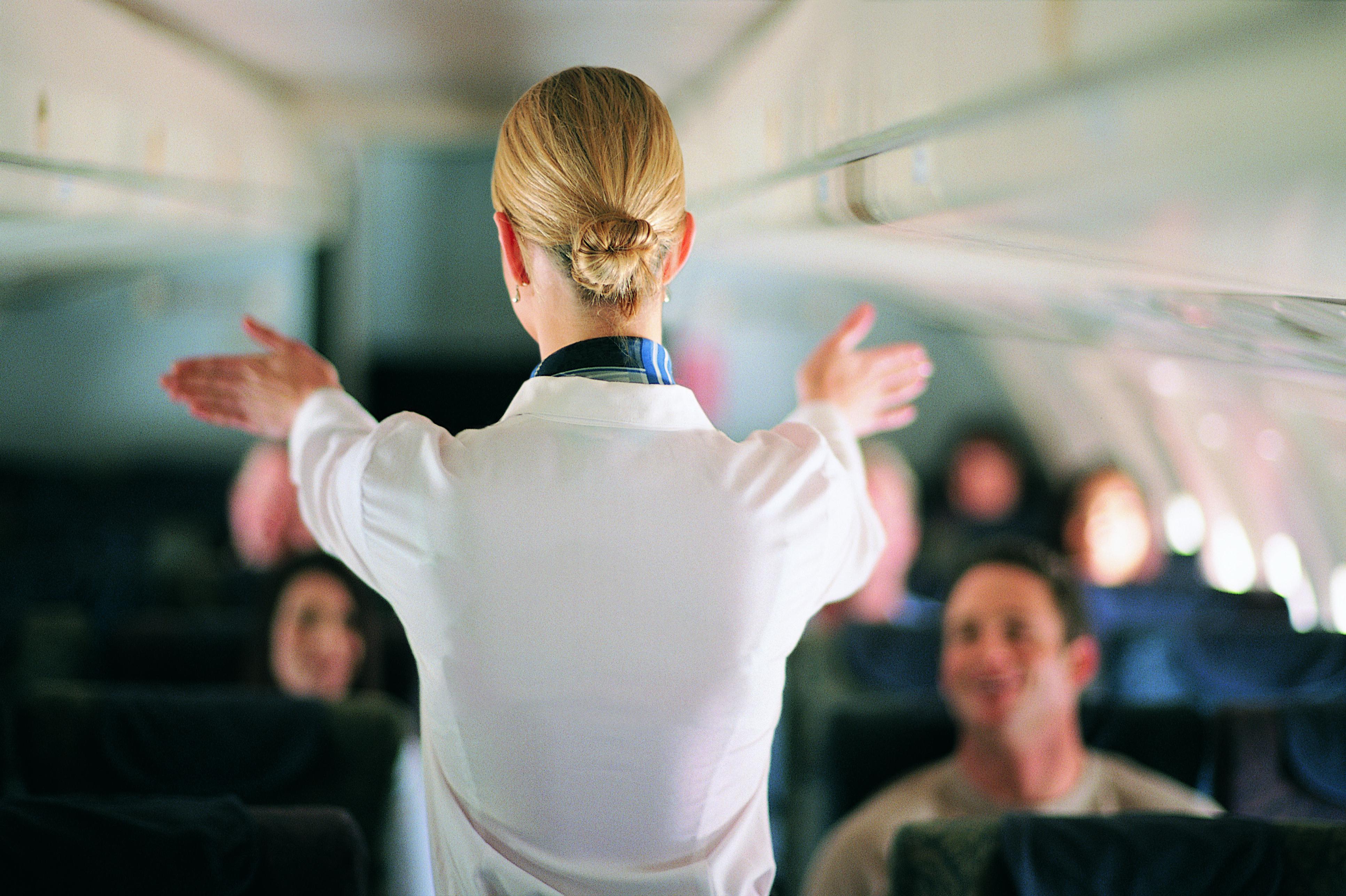 Sex on the flight deck