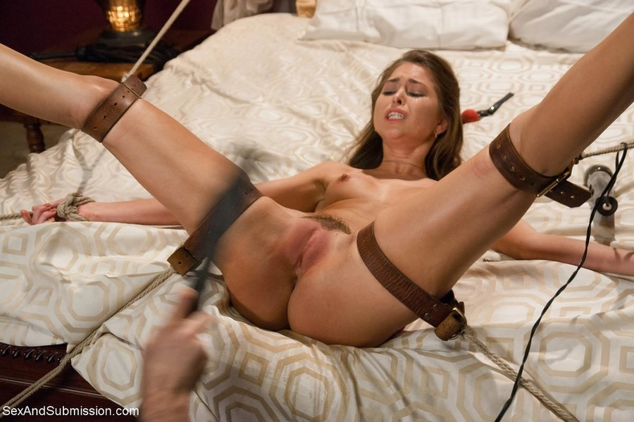 Sex and submission riley reid tied