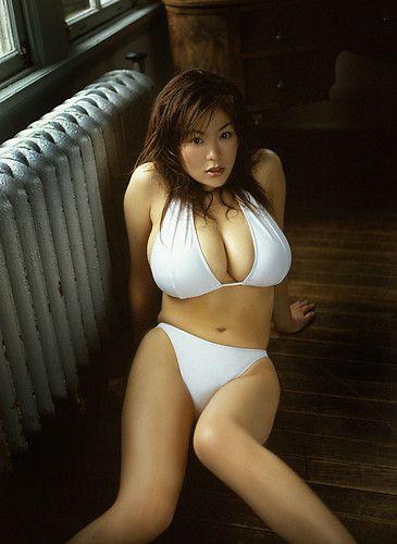 Asian amateur tank top