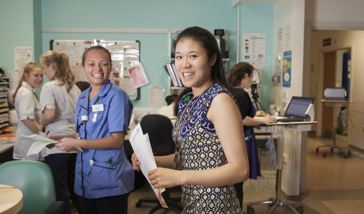 Mature student nursing courses