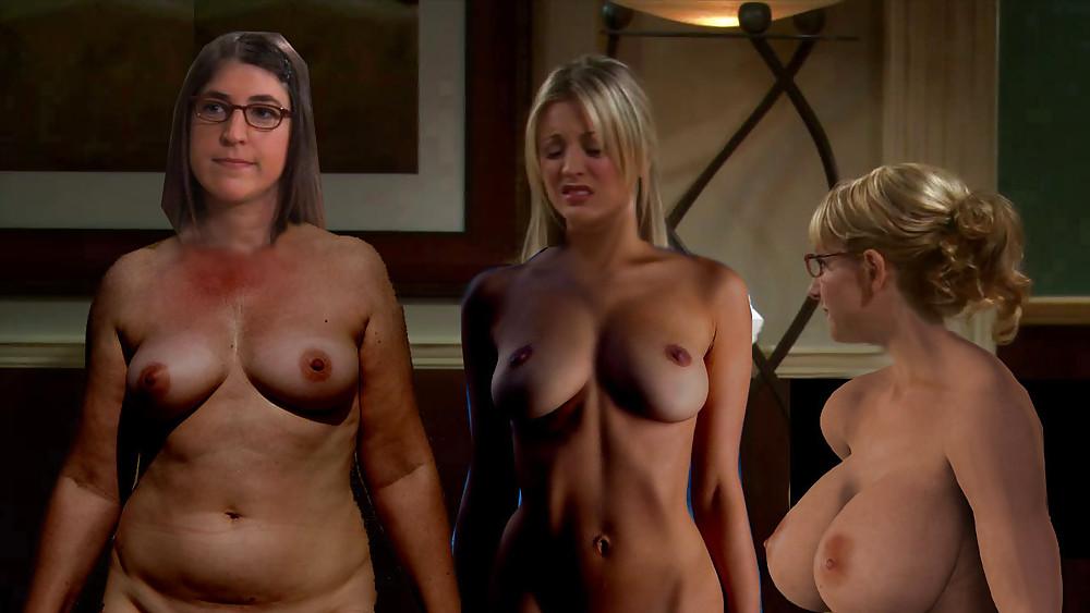 Big Bang Theory Girls Naked