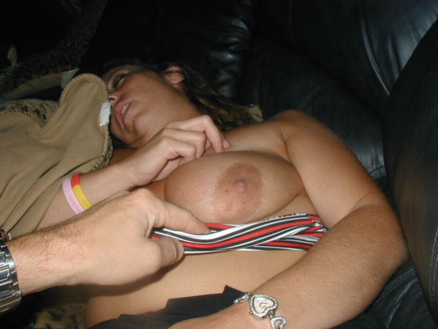 Passed out drugged sex videos