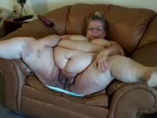 Big fat ugly old naked women