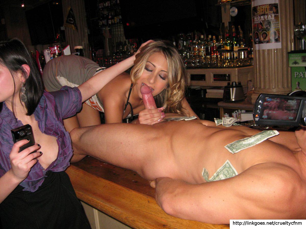 Naked women at mens strip clubs