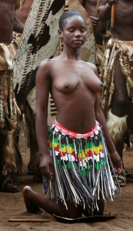 Nude african tribe porn