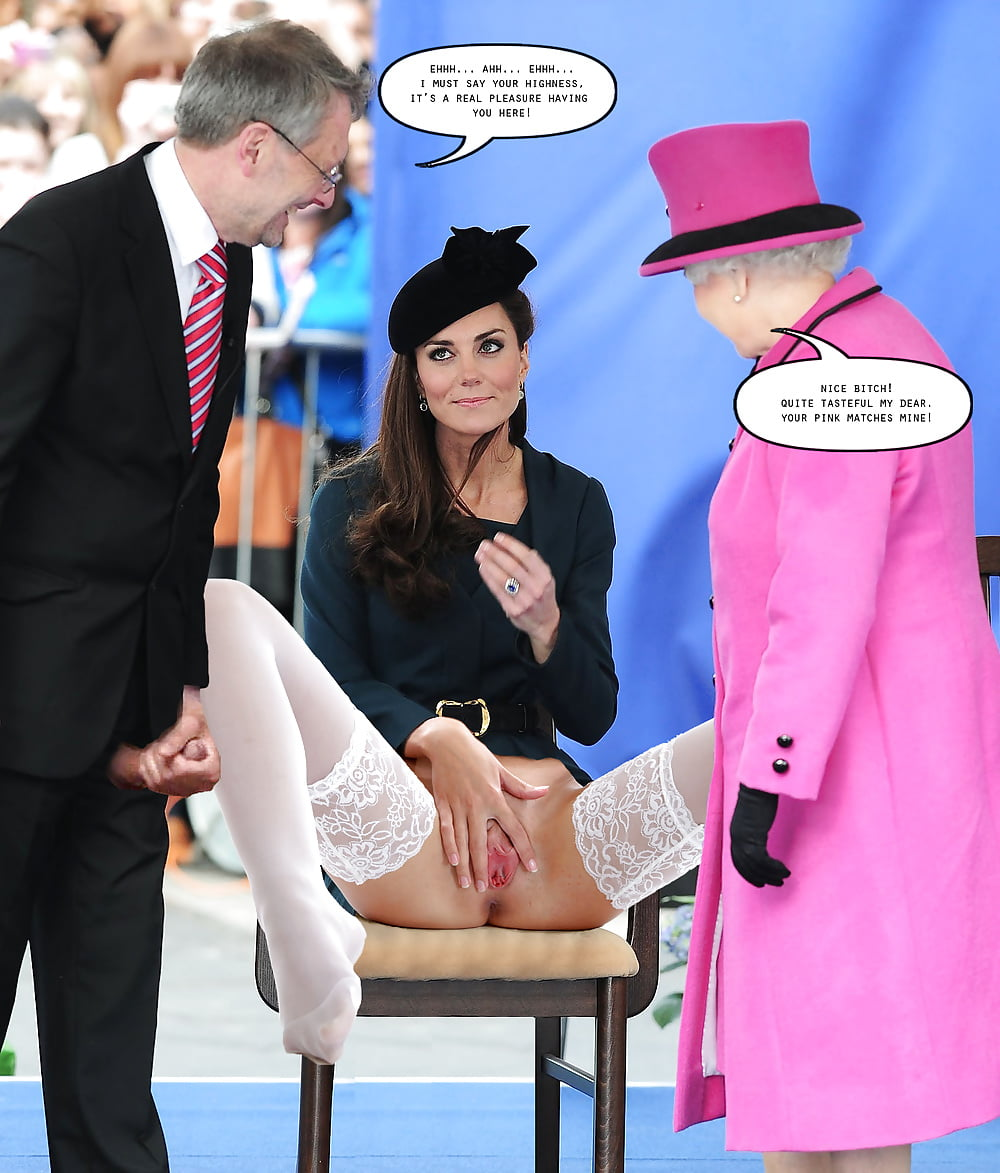 Kate middleton pussy fake naked