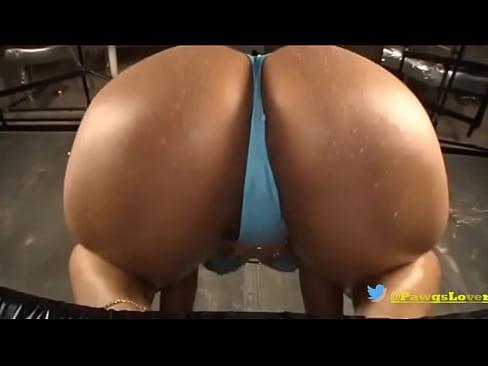 Bikini micro thong asian video