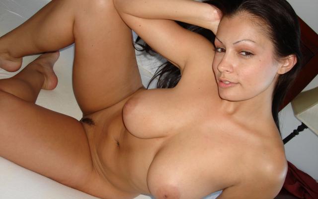 Naked big boobs and nipples