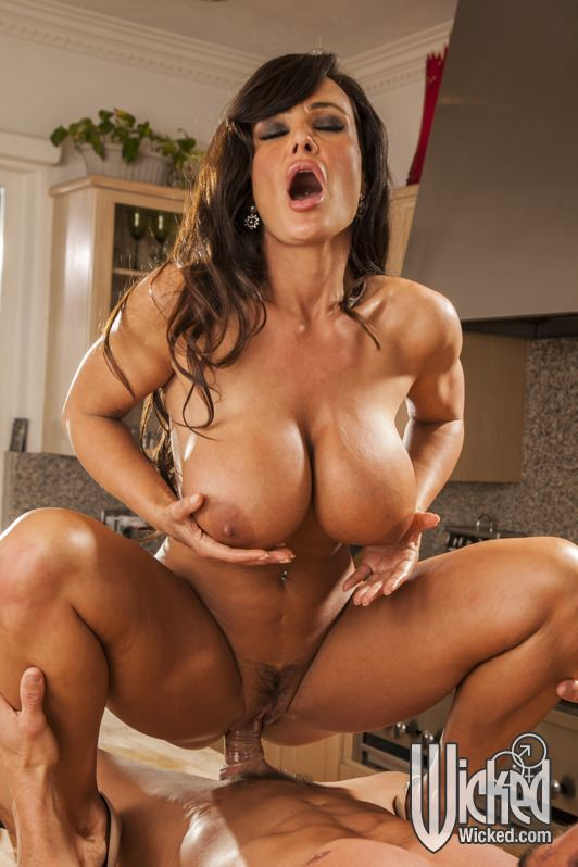 Lisa ann naked sex