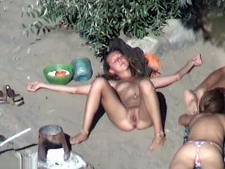 Drunk women on voyeur cameras