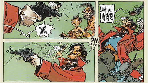 Peter pan sex comics