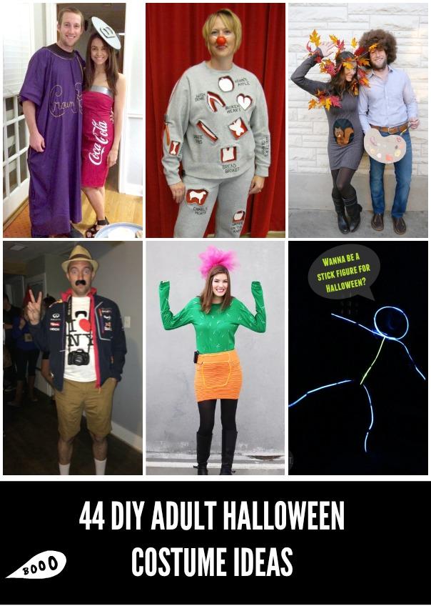 Good adult halloween costume ideas