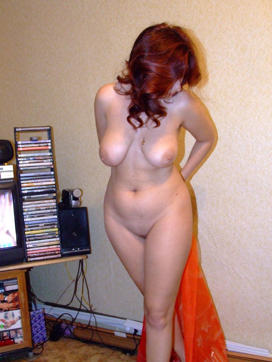 My wife nude around house